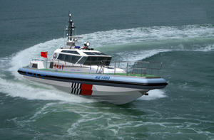 Grandsea 16m Coast Guard FRP Military Offshore Patrol Boat for Sale