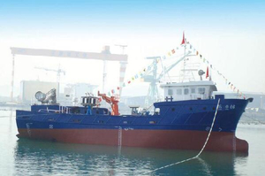88ft/27m Steel Stern Purse Seine Fishing Boat for Sale