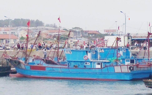 26.3m Steel Material Commercial Trawler Fishing Boat for Sale
