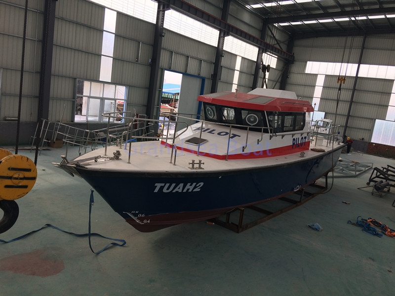 Grandsea 15m Fast High Sea Keeping Pilot Pilothouse Boat for Sale