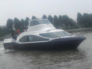 Grandsea 15.8m Aluminum 40persons 30knots Speed Passenger Boat for Sale
