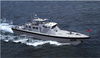 32m FRP High Speed Patrol Boat