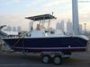 23ft Speed Cabin professional fiberglass fishing boats for sale