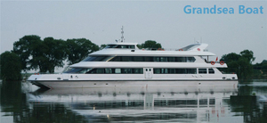 38m 200-380 Persons Steel Passenger Ferry Boats for Sale