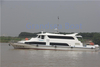 China 26m Steel Day Commercial 150 Passenger Ferry Boat for Sale