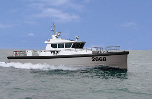 21m fiberglass Pilot Boat for Sale