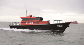 19m High Speed Aluminum Pilot Boat for Sale