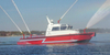15m Aluminum Speed Fire Fighting And Rescue Boat for Sale