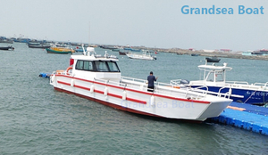 14m Aluminium Landing Craft Boat For Sale
