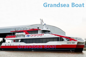 180persons Aluminium Catamaran Ferry Boat For Sale
