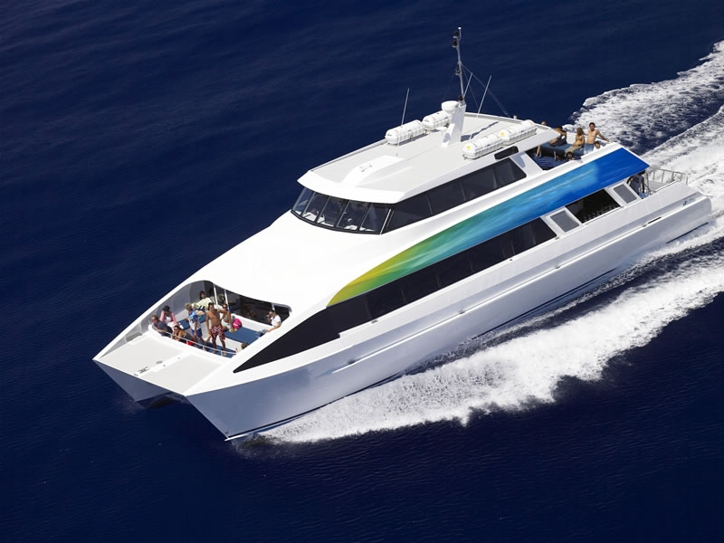 Grandsea Boat 26m Aluminium Catamaran Customize Dive Boat for Sale
