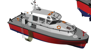 14m Steel Hull Speed Pilot Boat for Sale