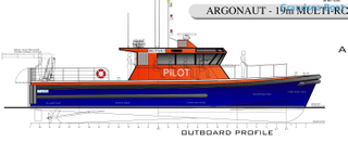 19m High Speed Aluminum Pilot Boats for Sale